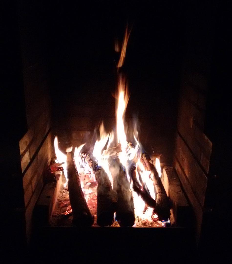 Foc de llnya