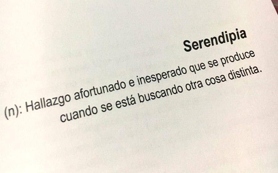 Serendipia